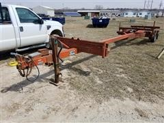 1994 Rice S/A Pole Trailer