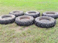 Firestone 11.2-24 Pivot Tires & Rims