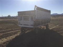 Freeman Side Dump Wagon