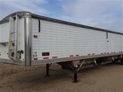 2016 Timpte H4222 Hopper Bottom T/A Grain Trailer
