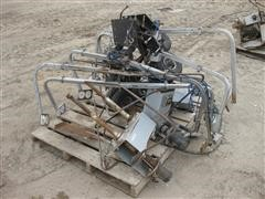 Hagie Seed Corn Puller, Cutter Head Row Units & Parts
