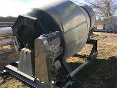 Layco SS Dry Fertilizer Mixer