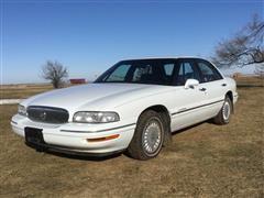 1997 Buick LeSabre Limited 4-Door Sedan