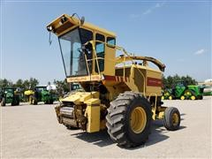 1991 Ford New Holland 2115 Forage Harvester