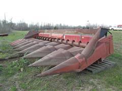 1997 Case IH 1084 Corn Header
