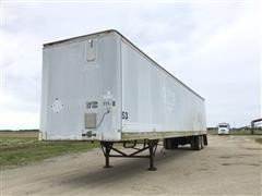 1998 Trailmobile 53' T/A Van Trailer