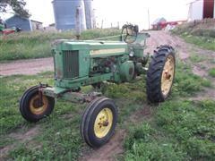 1958 John Deere 520 2WD Tractor