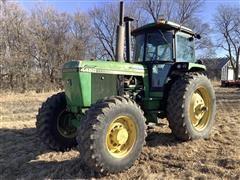 1988 John Deere 4450 MFWD Tractor