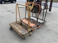 Portable Drywall Carts