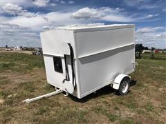 Double L Ozone Unit W/Enclosed Trailer