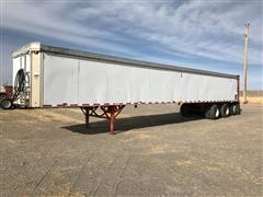 2002 Red River Tri/A Live Bottom Trailer