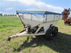 CO-OP Fertilizer Spreader