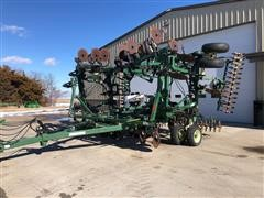Quinstar Fallowmaster III 42' Applicator W/hyd Adjust Kickers