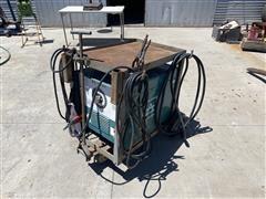 Air Products DA250EC ARC Welder
