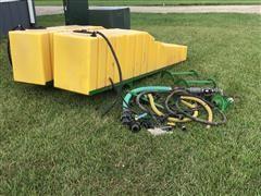 225-Gallon Inboard Saddle Tanks
