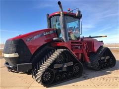 2012 Case IH QuadTrac 600 Tracked Tractor