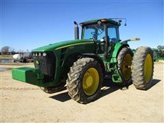 2008 John Deere 8330 MFWD Tractor
