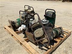 "Wacker Soil-Plate ""Inoperable"" Compactors"