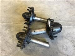 Ag Synergy T40A Hubs & Axles