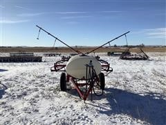 Fimco 12R30 300 Gallon Boom Sprayer