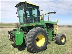 1982 John Deere 5820 Forage Harvester