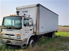 2001 Mack MS200 Box Truck