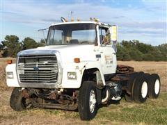 1980 Ford LT9000 T/A Truck Tractor