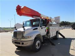 2007 International 4400 Bucket Truck