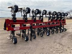 B&H 9600 3-Pt Cultivator/Ridger