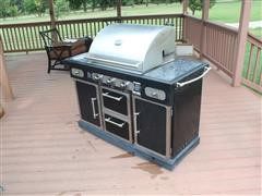 Members Mark Stainless Steel Gas Grill