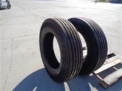 BF Goodrich ST 244 - Steer Tires 275/80R24.5