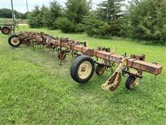 Farmhand 8 Row Cultivator