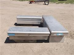 Adrian Pickup In Bed Aluminum Tool Boxes