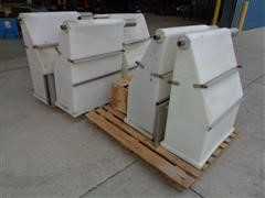 Easy Automation Poly Feed Mill Hoppers