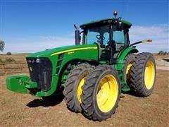 2010 John Deere 8245R MFWD Tractor