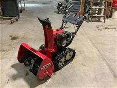 Honda HS624TA Tracked Snow Blower