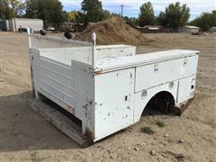 Knapheide Utility Truck Bed