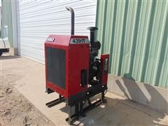 Case IH 4391T Irrigation Engine