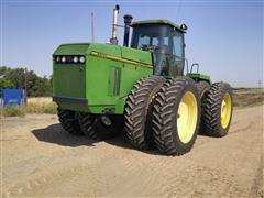 1994 John Deere 8870 4WD Tractor