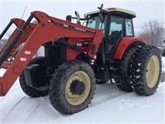 2013 Versatile 250 MFWD Tractor W/Loader