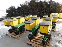 John Deere MaxEmerge Plus Vacumeter Planter Units