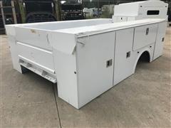 2017 Omaha Standard-Palfinger 132D54V Utility Truck Body