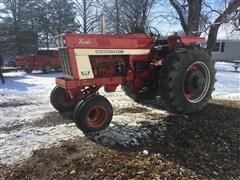 1973 International 1066 2WD Tractor
