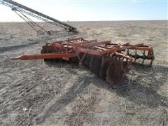 Allis-Chalmers 8' Mounted Disk W/AC Snap Coupler Hitch