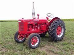 1945 International McCormick W-4 Standard 2WD Tractor