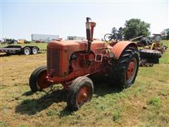 1951 Case LA Wheatland 2WD Tractor