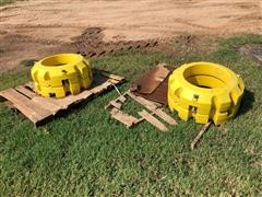 John Deere 205 KG Wheel Weights