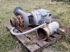 Berkeley B4EPBL Centrifugal Pump & U.S. Electric Motor