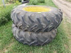 Coop Agri Power 20.8-38 Tires & Rims
