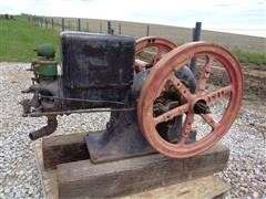 McCormick-Deering Type M Antique 6 HP Engine